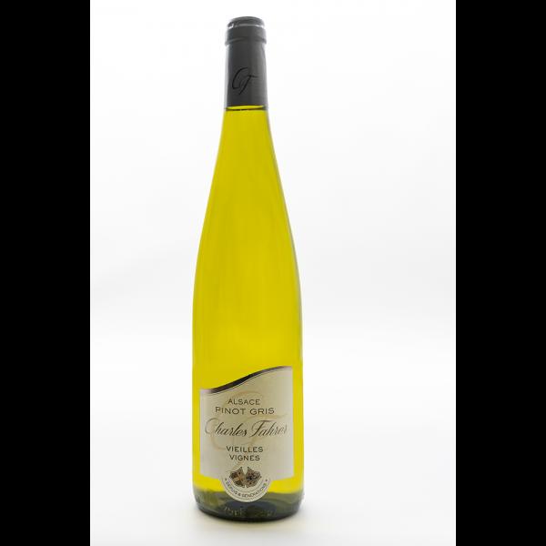 vente en ligne Pinot Gris Cuvées Vieilles Vignes