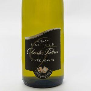 Pinot Gris Cuvées des Dames Fahrer