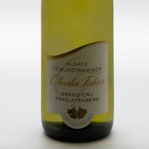 Gewurztraminer Grand Cru Praelatenberg