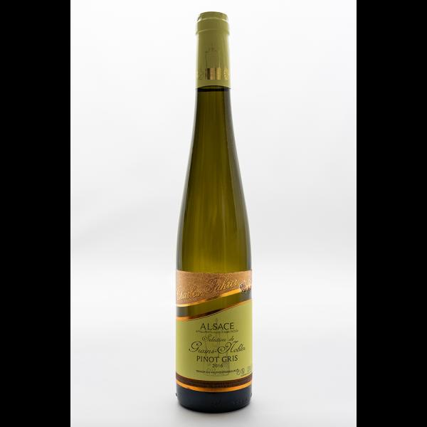Pinot Gris 2016 Vendanges Tardives