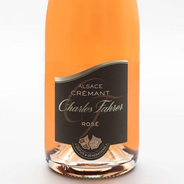 vente en ligne Crémant Rosé d'Alsace